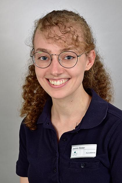 Jasmin Röder - Tierklinik Neandertal