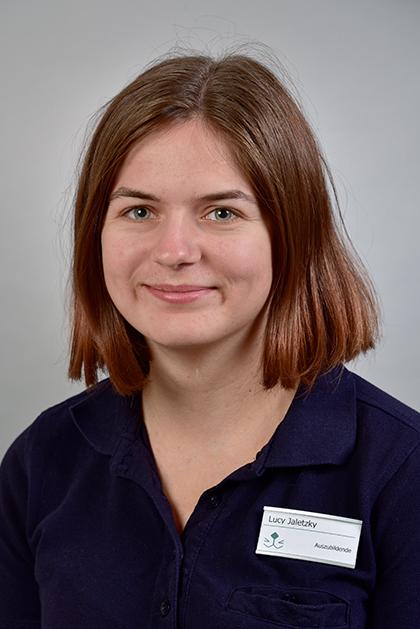 Lucy Jaletzky - Tierklinik Neandertal