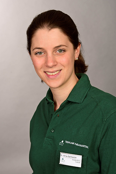 Dr. Anna Kempe geb. Eschweiler - Tierklinik Neandertal