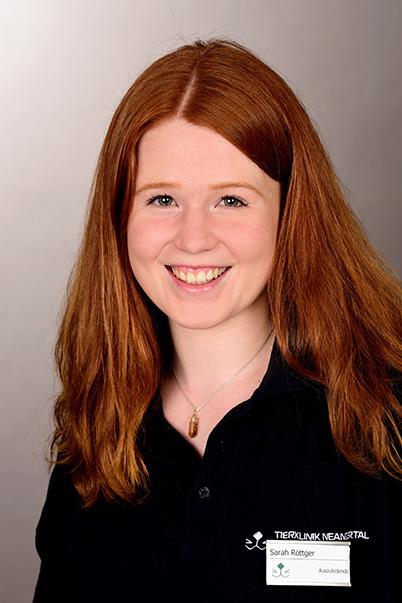 Sarah Röttger - Tierklinik Neandertal