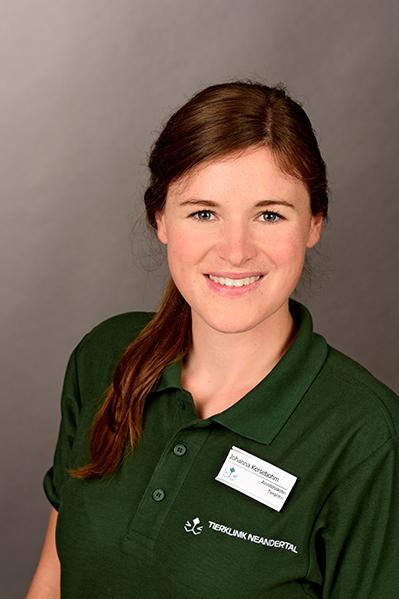 Dr. Johanna Kersebohm - Tierklinik Neandertal