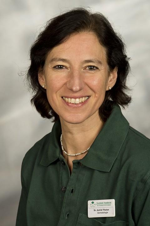 Dr. Astrid Thelen - Tierklinik Neandertal